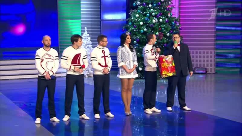 2014 КВН Сборная Мурманска Мурманск Высшая лига Финал Приветствие