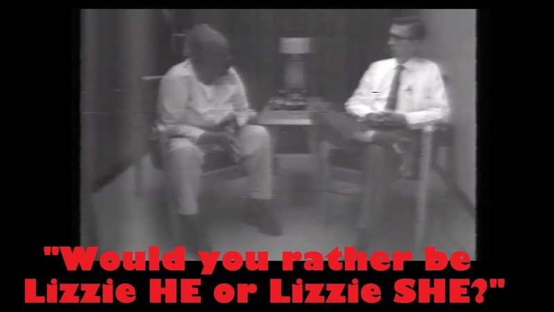 HERMAPHRODITE: 1960s Real Psychiatric Interview from Deep South with Intersex person named Lizzie