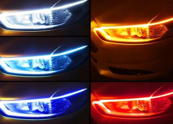 Светодиодные габаритные огни от 550 руб за 2 шт. ▶Заказать можно тут: