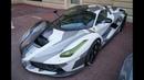 BEST of SUPERCARS Monaco Vol 28 - LaFerrari, Lamborghini Urus, McLaren 570