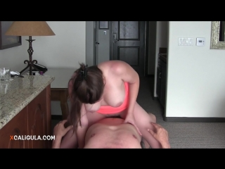 Partial Ejaculations...Multiple Creampie-Riding And Cum Eating