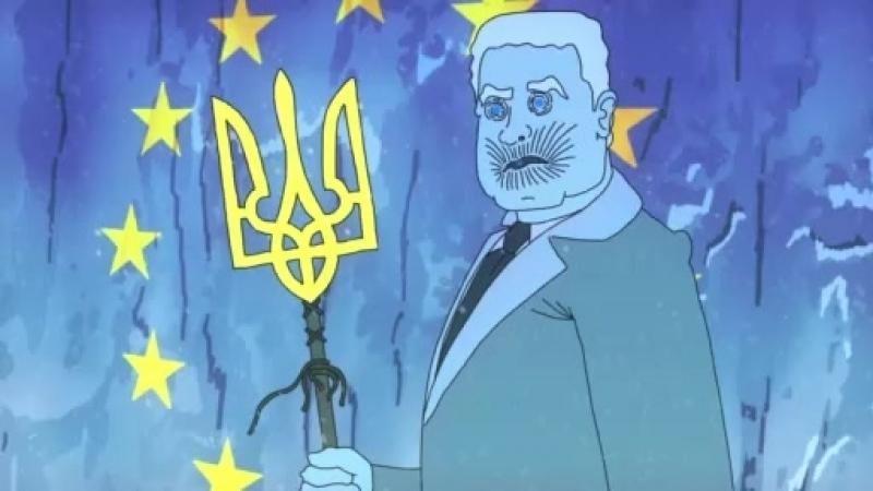 Украинская игра престолов - Улыбатя