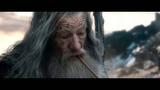 The Hobbit The Battle of the Five Armies Bilbo Gandalf Scene