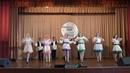 Ансамбль танца ЭДЕЛЬВЕЙС - Еврейский танец Хава нагила, фестиваль Софиевские зори 2017, Одесса