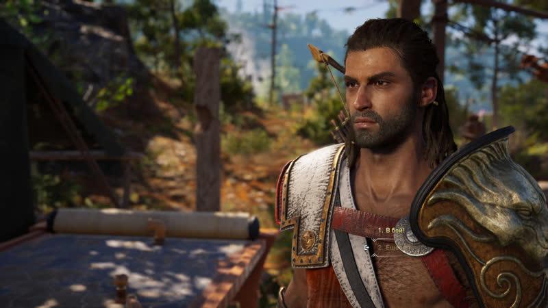 Assassin's Creed Odyssey ➤ Война Спарты VS Афины ➤ Сложность - Кошмар!