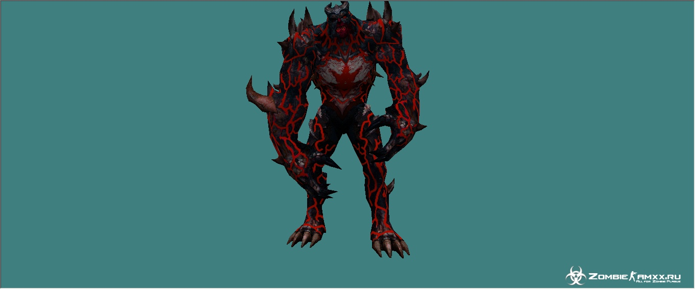 [CS 1.6] Zombie Class - Revenant Hell