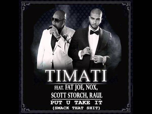 Timati, Fat Joe, Nox, Scott Storch Raul - Put U Take It (official track)