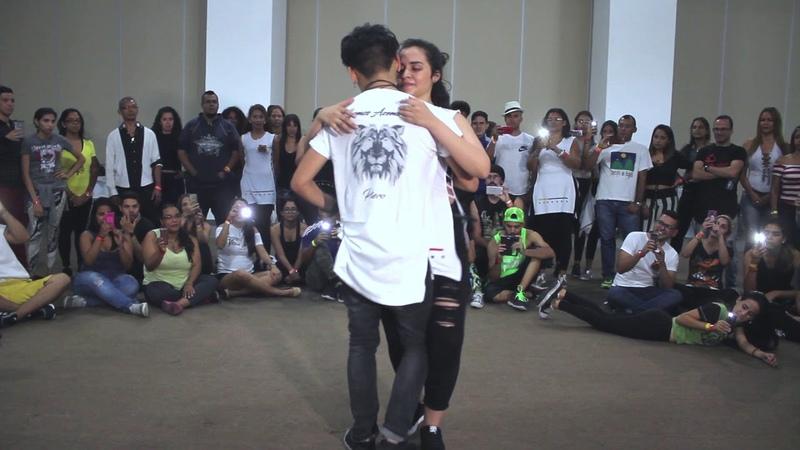 Pierre Chen Maga Camperos @Paixao Kizomba Festival Maracay Venezuela