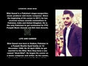 Bilal Saeed Biography With Detail TPT YouTube