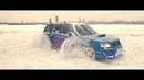 Subaru STI drifting in snow [HD]