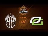 BIG vs OpTic Gaming, Map 3 Overpass - cs_summit 3 Semifinals - BIG vs OpTic G3