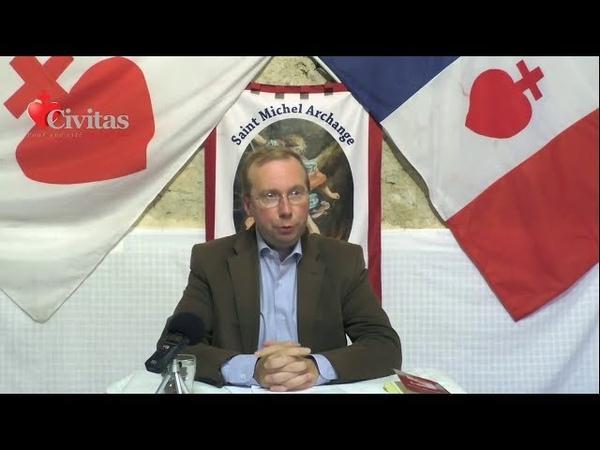 Alain Escada: Préférence Nationale, remigration...Des solutions catholiques !