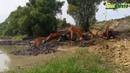 Excavator Disaster Heavy Recovery