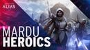 [MTG Arena] Precinct One Heroic Reinforcements | Ravnica Allegiance Gameplay