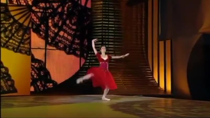 Педагог Russian Ballet Team Инна Билаш ч 2