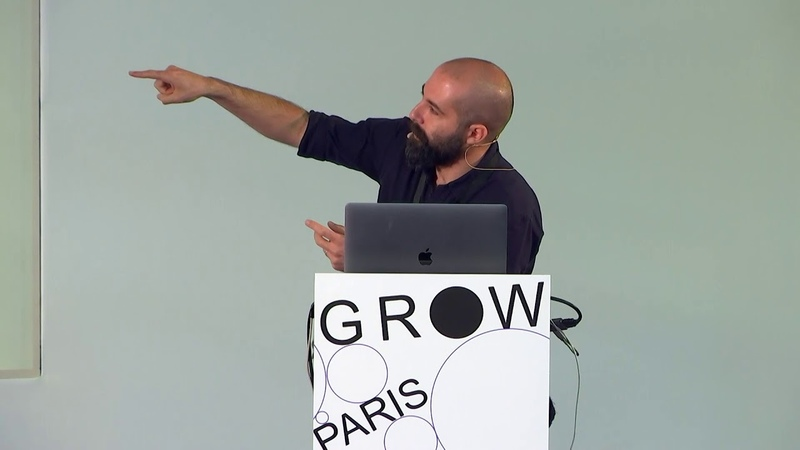 Patricio Gonzalez Vivo Shaders, a computational language of light - GROW 2018