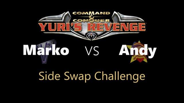 Marko vs Andy - Side Swap Challenge