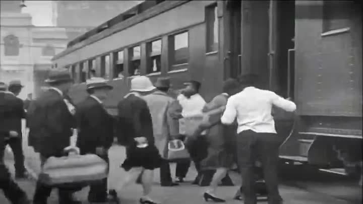 În tren – Berth marks (1929)