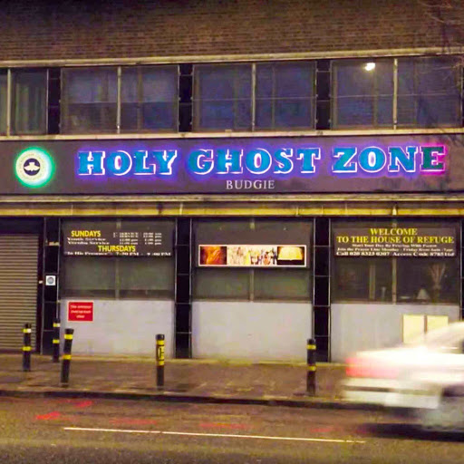 Budgie альбом Holy Ghost Zone