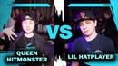 QUEEN HITMONSTER vs LIL HATPLAYER 1/4 FINAL KRUMP vs X BTA BATTLE