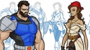 How to Design Outfits Costumes for your Comic Book and Cartoon Characters