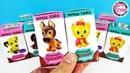 СОБАЧКИ ДАВАЙ ИГРАТЬ! Сюрпризы с игрушками ЩЕНЯТА от Fresh Toys Surprise unboxing НОВИНКА