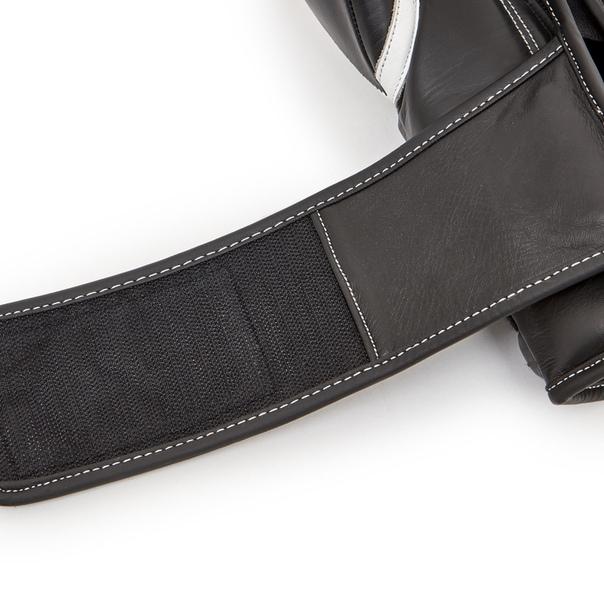 Боксерские перчатки Combat Leather White