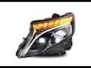 Передние фары Мерседес Benz V class W447 VITO FULL LED V2 type