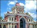 Русская усадьба в Бангладеш. palace of the Maharaja of Dighapatia.