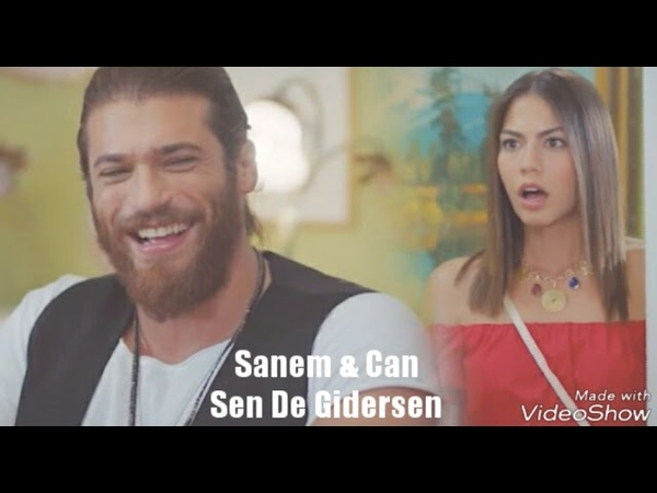 Sanem Can   Sen De Gidersen Klip ( 2018 )