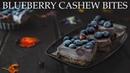 Vegan Blueberry Cashew Bites