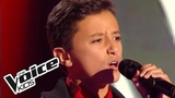 Girl on Fire - Alicia Keys Mehdi The Voice Kids France 2015 Blind Audition