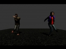 Хейди и Грег пляшут под Kazotsky Kick version 2 улучшена графика