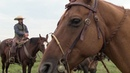 Herding and Roping Cattle the Old Fashioned Cowboy Way