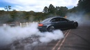 BMW M3 E92 w/ Armytrix Exhaust - Massive Burnout, Drift and Insane Noise!