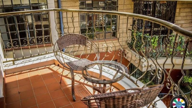 Fully Furnished 3 Bedrooms In Westlands, Nairobi