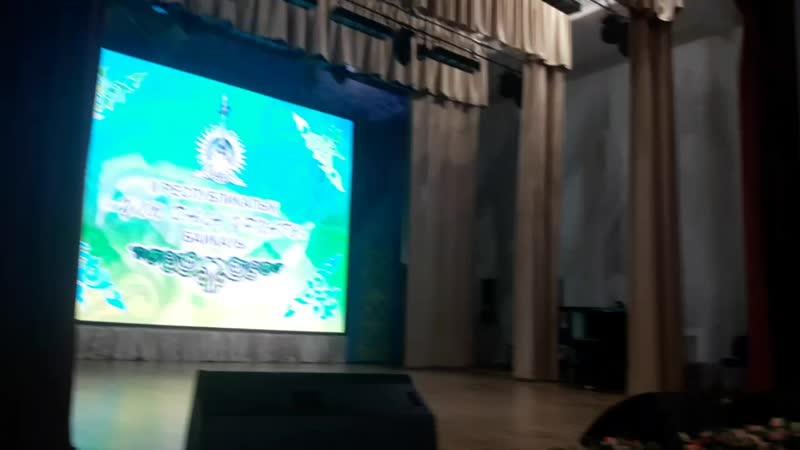 Арайлы Асқарқызы Балдәурен жанды дауыс Мен жұлдызбын үлгілі ән студиясының әншісі