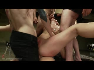 HG - Mandy Muse -  |KINK|HD 720|HGB|Hardcore Gangbang|СЕКС|БДСМ|BDSM|АНАЛ|GANGBANG 89