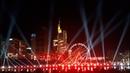 Drohnenshow zur Eröffnung der neuen Altstadt in Frankfurt