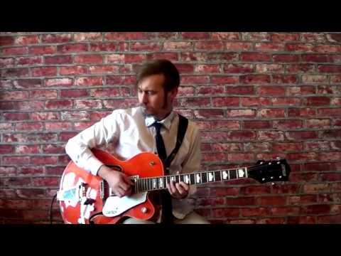 Desafinado Jazz Guitar Timmy Kirin