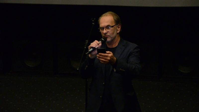 Актер Алексей Гуськов лично представил фильм ВЕЧНАЯ ЖИЗНЬ АЛЕКСАНДРА ХРИСТОФОРОВА