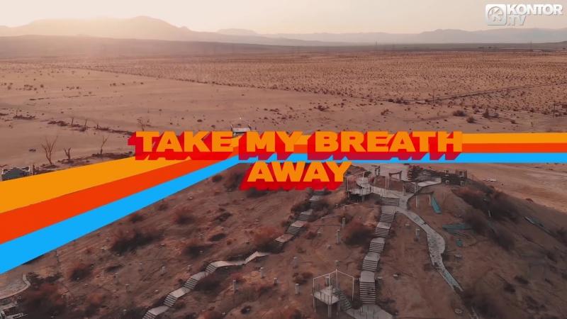 Sans Souci - Take My Breath Away (Official Lyric Video HD)