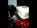 Усиление крепежа регулировочной бобышки газа на двигателе ERMA GX460