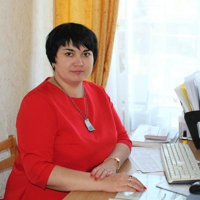 Оксана Ендерова