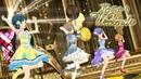 「ミリシタ」Расцветающий Weekend (Game ver.) 桜守歌織、豊川風花、北上麗花、馬場このみ SSR