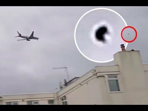 НЛО опять учудил нечто,не поддающееся объяснению.Среди людей стр аш ная паника