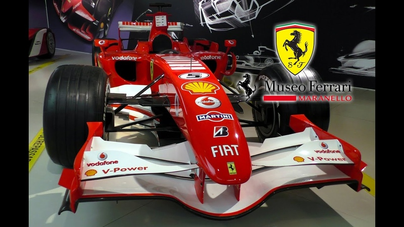 Visita al Museo Ferrari di Maranello