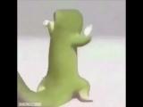Dancing Lizard Foster The People - Pumped Up Kicks