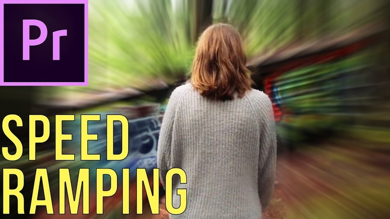 How To Use Speed Ramping To Create Flow In Premiere Pro