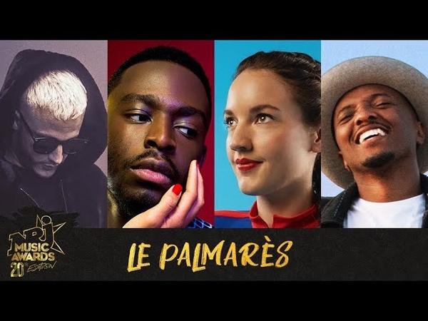 Découvrez Tous les gagnants des NRJ Music Awards 2018